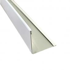 Угол пристенный для п/потолка 3 метра  21/21Teetanium Белый (20 шт./уп.)