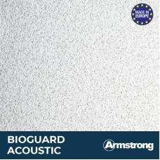 Плита  Armstrong BioGuard Acoustic  Tegular  600x600x17  (14 шт/уп)