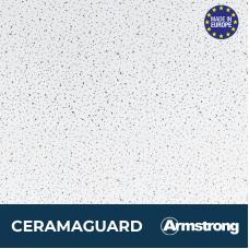"Плита потолочная ""Armstrong"" Ceramaguard Board (600х600х15 мм) 16 шт/уп"