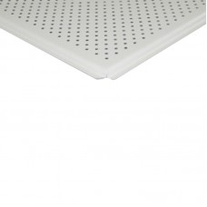 """Потолочная плита """"Alubest"""" кассетная перфорированная (600 х 600 мм)"""