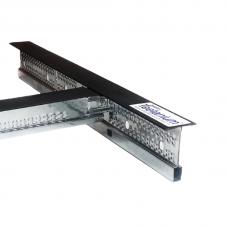 Профиль для п/потолка 0,6 м T 24/25 Teetanium  черный (60 шт./уп.)