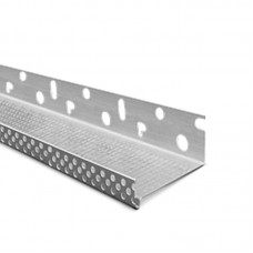 Цокольный профиль алюминиевый 53 мм (2,5 м)