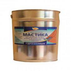 Мастика битумно-каучуковая  18 кг