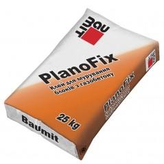 Baumit PlanoFix смесь для кладки газобетонных блоков, 25кг
