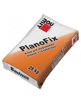 Кладочная смесь Baumit PlanoFix для газобетона (25 кг)