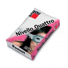 Самовыравнивающаяся смесь Baumit Nivello Quattro 25кг
