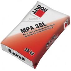 Штукатурка цементно-известковая Baumit MPА-L35 (25 кг)