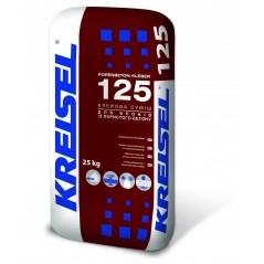 Смесь для кладки блоков из пористого бетона и силикатных блоков Kreisel 125 (25 кг)