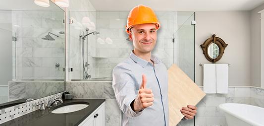 Плитка для ванной и клей для плитки по самой выгодной цене