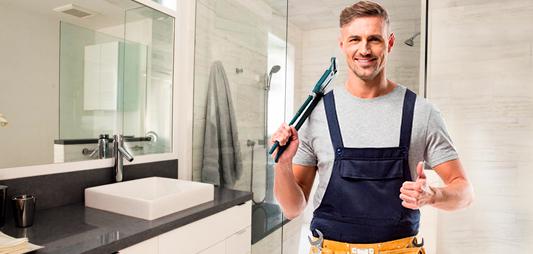 Сантехника и отделочные материалы для ванной комнаты